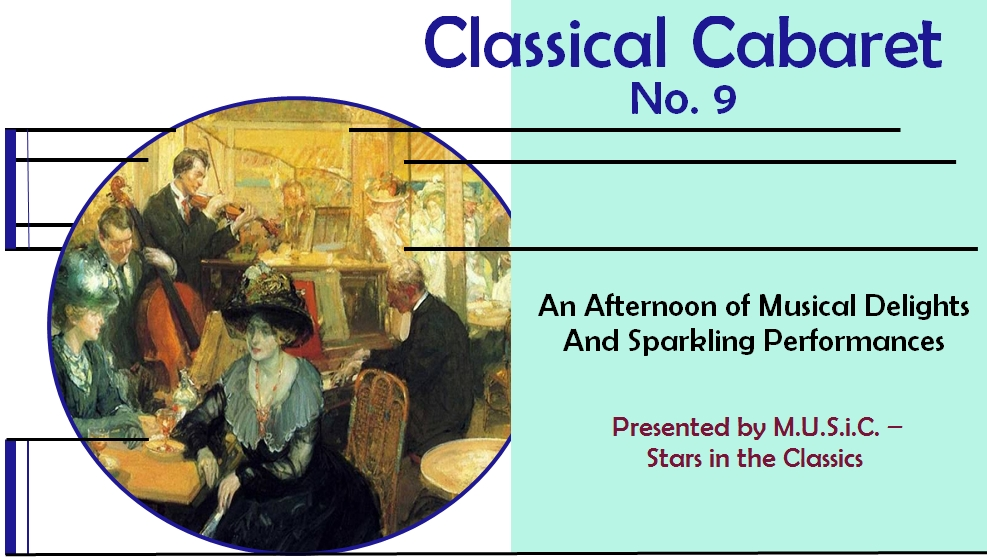 Classical Cabaret No. 9