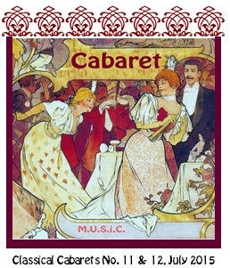 Summer 2015 Classical Cabaret with dates