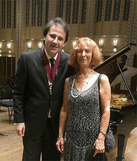 Jodi and Khristenko