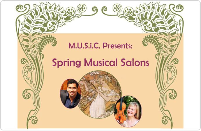 Spring Musical Salon May 2017