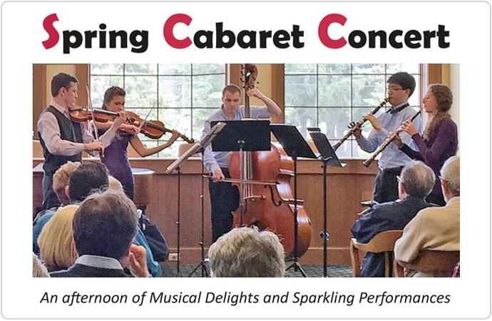 Spring Classical Cabaret 2017