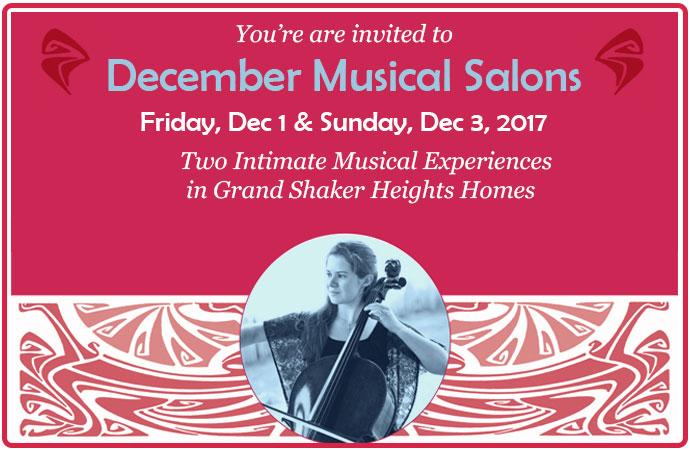 December 2017 Musical Salon