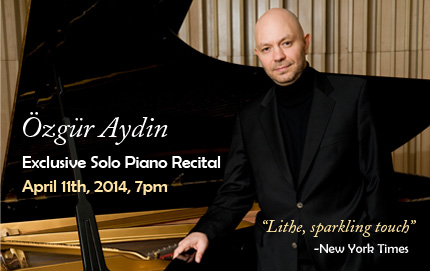 Exclusive Solo Piano Recital